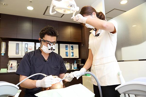 当院のむし歯治療の特徴